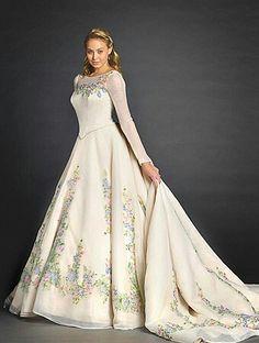 Vestido de novia cenicienta la pelicula 2015