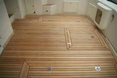 In the Yacht decking industry you have many options but one of them is the use of Synthetic teak decking an excellent option to get the beautiful look of teak decking without the maintenance and with a third of the cost. Tall Ships, Teak, Flooring, Lifted Trucks, Decking, Landing, Third, Home, Beautiful