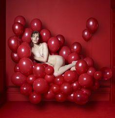 Cuneyt Akeroglu's Red Room