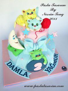 Kitties cake