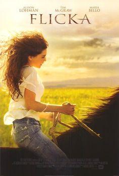 Katy McLaughlin rêve de poursuivre la tradition familiale en travaillant sur le ranch de son père au Wyoming. Mais son père aspire à davantage pour elle, insistant pour qu'elle poursuive ses études. Un jour, Katy trouve un mustang sauvage qu'elle nomme Flicka et tente de la dresser. Comme Katy, Flicka a horreur de l'autorité et n'est pas prête à céder sa liberté sans combat.