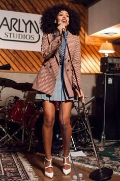 Solange Knowles in Marni