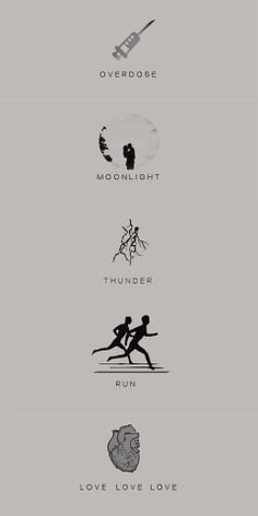 Mini Album - OVERDOSE Songs: 중독 (Overdose) 월광 (Moonlight)  Thunder  Run Love Love Love 중독 (Overdose) (EXO Ver.)