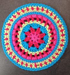 Mandala for Yarndale 2014