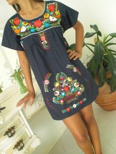 Mexican Dress.. Had one when I was little.. would love to own again!