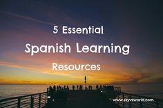 Here's how I'm teaching myself Spanish! #travel #spanish #foreignlanguages