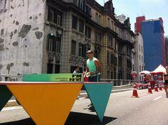 Projeto instala mesas de ping pong por SP pra estimular uso dos espaços urbanos Landscape, Outdoor, Projects, Mesas, The Great Outdoors, Landscaping, Scenery, Outdoors