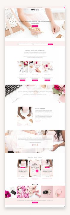 Maggie – WordPress Theme