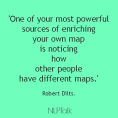 Robert Dilts #quote