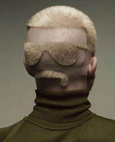Reverse haircut
