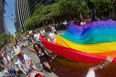 Pride may be all about equality, but not all Prides are created equal. Both San Francisco and Chicago roll out the rainbow carpet on June 28.