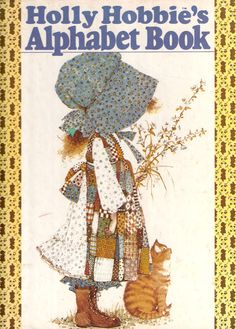 Holly Hobbie; Love this, reminds me of when I was little.