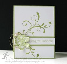 Everything Eleanor Wedding Card by hlw966 - Cards and Paper Crafts at Splitcoaststampers