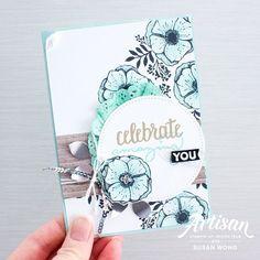 Amazing You Sale-A-Bration Stamp Set - Susan Wong for Artisan Design Team 2018