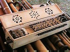 Medieval and Renaissance Instruments: The Hurdy-Gurdy