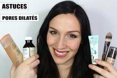 Astuces pour les pores dilatés Cynthia Dulude