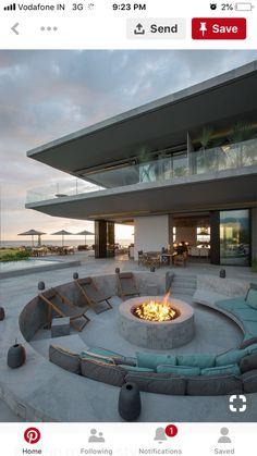 Crazy resort style resort in Puerto Vallarta, Me .- Crazy resort style resort in Puerto Vallarta, Mexico … - Puerto Vallarta, Vallarta Mexico, Estilo Resort, Future House, Resort Style, House Goals, Modern House Design, Modern Houses, Modern Zen House