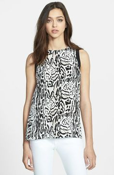 Joie 'Toki' Silk Blouse available at #Nordstrom