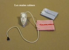 calm hands: Miniature Iron how to