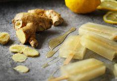 Ispinde med ingefær og citron er fantastiske mod ondt i halsen | Boligmagasinet.dk