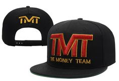 HOT TMT The Money Team Snapbacks Men s And Women s pop Hat Adjustable  Baseball Cap  6  61bd0a6c583
