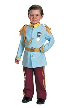 You can't go wrong with this super easy Prince Charming costume, no DIY or tutorial necessary. It's highly rated and super cute! Check it out on Amazon (affiliate)