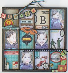 #papercrafting #printerstray #mixedmedia  Toy Box Printer's Tray from Pretty Little Things by jolainefrias.blogspot.com