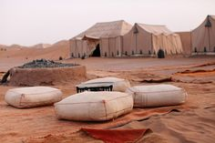 Travel Diary: Sahara Desert Morocco. Erg Chigaga Luxury Camp. / The LANE (Photo: Karissa Fanning)