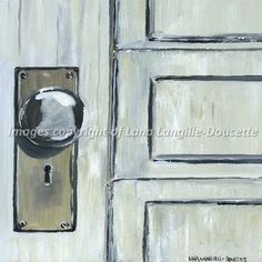 """DOORWAY TO CONTENTMENT' prints from $30"