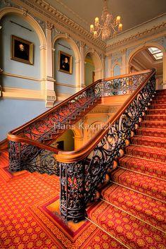 The Staircase - Werribee by Hans Kawitzki