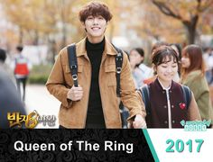 Kim Seul Gi Playing the Mean Girl in Queen of The Ring Coming Soon
