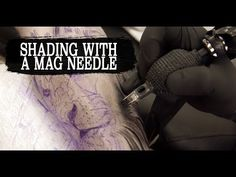 In this video i show you my technique for shading with a magnum tattoo needle. TO BOOK A TATTOO SESSION EMAIL: ta. Tattoo Shading, Tattoo Needles, Shades, This Or That Questions, Tattoos, Youtube, Books, Tatuajes, Libros