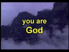 Phillips Craig and Dean -You are God alone...beautiful video
