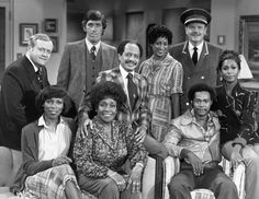 The Jeffersons: TV Show I Heart from the 70s