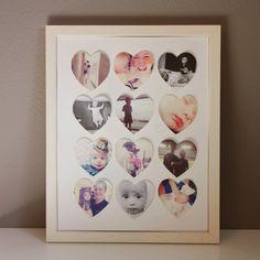 DIY Valentine's Instagram Art {you have your blog, we have Aars}