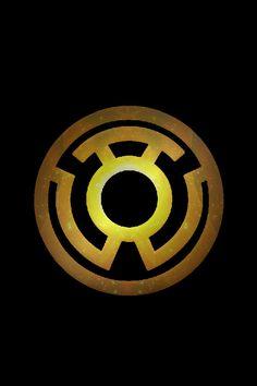 Stary Sinestro Lantern Logo background by KalEl7 on deviantART