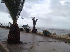 diluvio a San Benedetto