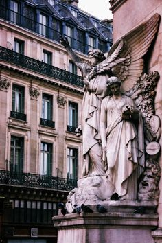 """Matthew 24:31 (NASB) """"And He will send forth His angels with a great trumpet and they will gather together His elect from the four winds, from one end of the sky to the other. (Angels In Paris)"""