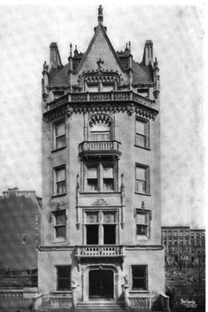 Edmund Converse Mansion,1899; No. 3 East 78th Street (between Fifth and Madison)