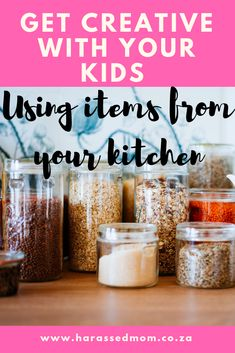 Getting creative with your kids doesn't have to cost you and arm and a leg and you do't even need to have a big craft box filled with all sorts of things. Summer Activities For Kids, Family Activities, Toddler Activities, Diy For Kids, Crafts For Kids, Gentle Parenting, Parenting Hacks, Teaching Shapes, Love My Kids
