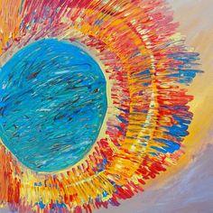 Viral by JFrancuz #jfrancuzart #jfrancuz #jfrancuzitaliantour #abstractpainting #artwork #viralbyjfrancuz #colorfulpaintings #contemporaryart