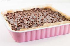 Schnin's Kitchen: Zucchini Brownies mit Schokoglasur