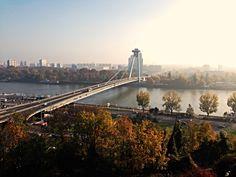 Overview of the Capitol / Bratislava, Slovakia /