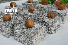 Çikolatalı Enfes Lokum (Çok Pratik )