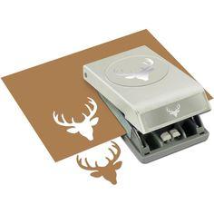 EK Success Punch Deer Head (30220)