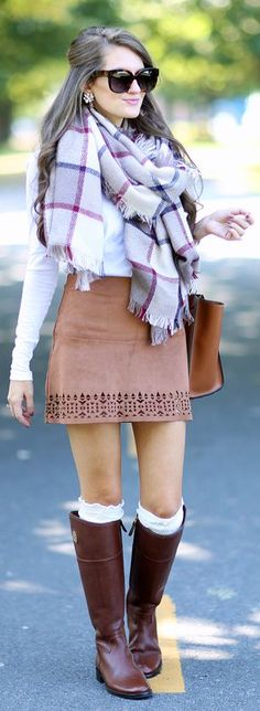 Equestrian Fall Inspo by Southern Curls and pearls