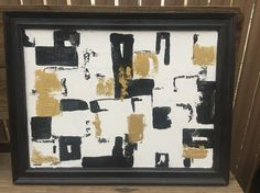 Abstract painting Abstract, Frame, Painting, Furniture, Home Decor, Summary, Picture Frame, Decoration Home, Room Decor