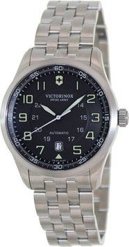 Victorinox Victorinox Swiss Army 241508 AirBoss Mechanical Stainless Steel Watch