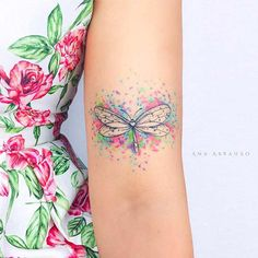 Origami Butterfly Tattoo Tatoo 53 Ideas For 2019 Wrist Tattoos, Finger Tattoos, Body Art Tattoos, New Tattoos, Small Tattoos, Tatoos, Wrist Bracelet Tattoo, Garter Tattoos, Rosary Tattoos