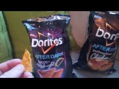 Doritos after dark  tacos at midnight . and southen fried chicken
